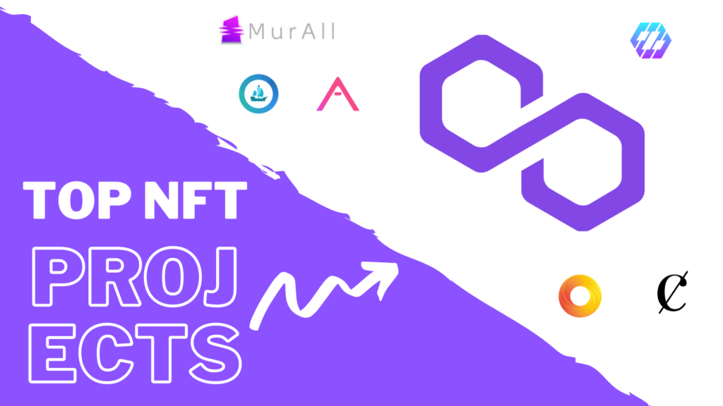 Top NFT projects on Polygon featured image